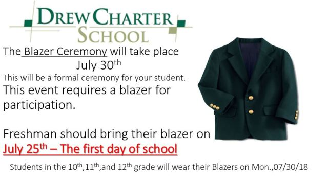 1819= B,R- Blazer Ceremony - 2