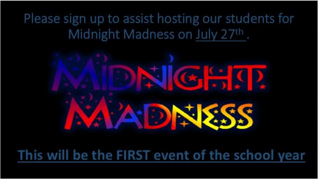 1819= Midnight Madness Flyer- BLOG