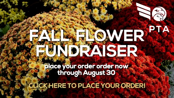 Fall Flower Fundrasier